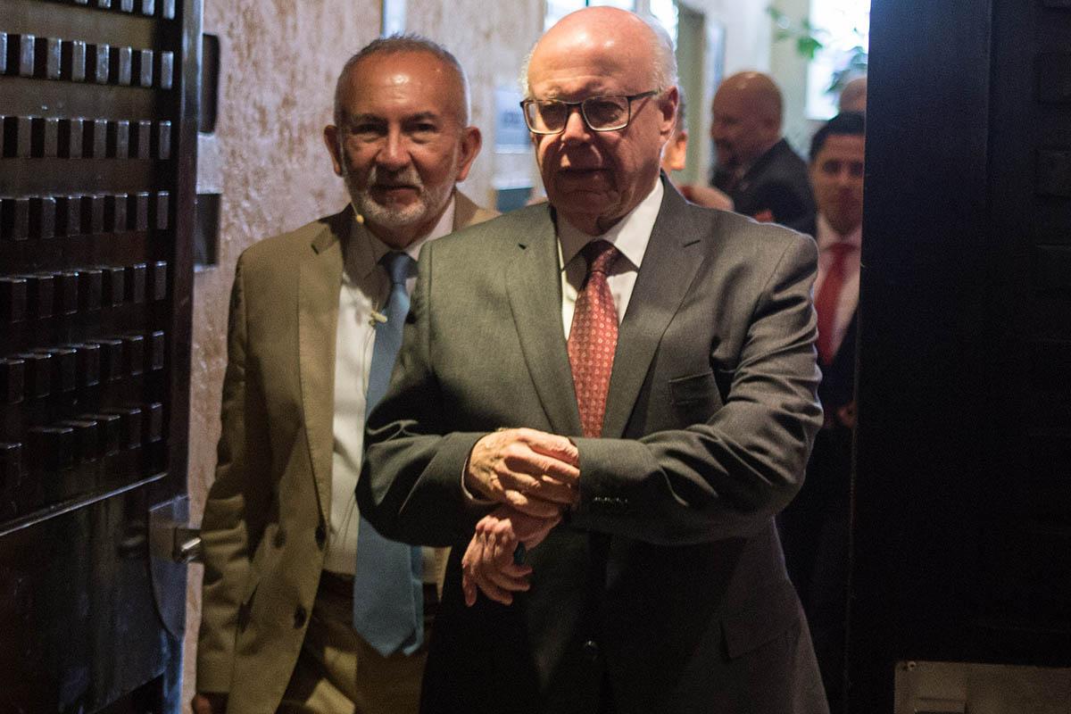 José Narro Robles, PRI, Renuncia, dirigencia nacional, UNAM,