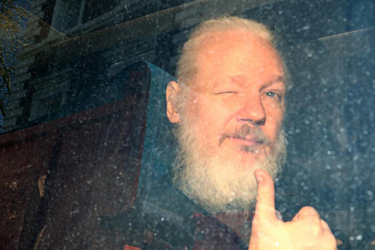 Julian Assange, extradición, Reino Unido, Estados Unidos,