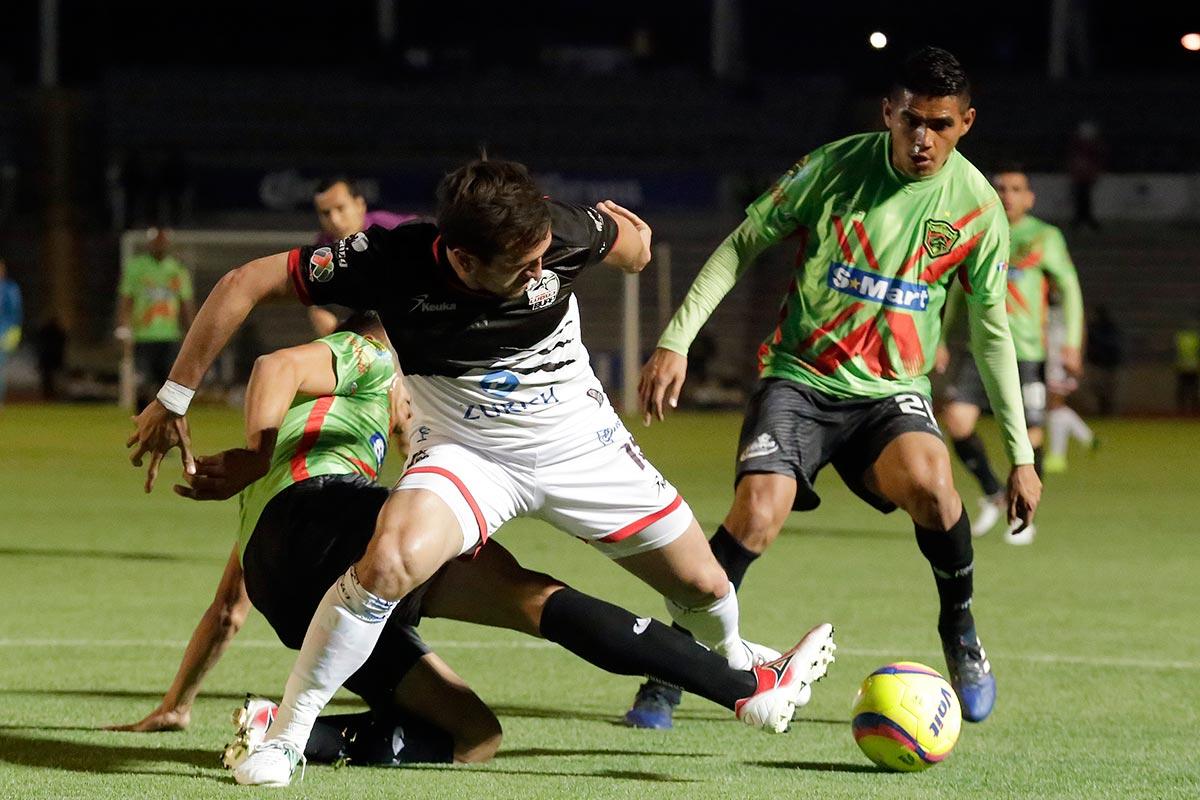 Lobos BUAP, Bravos de Juárez, Liga MX