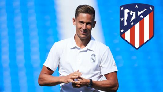 Marcos Llorente, Real Madrid, Atlético de Madrid