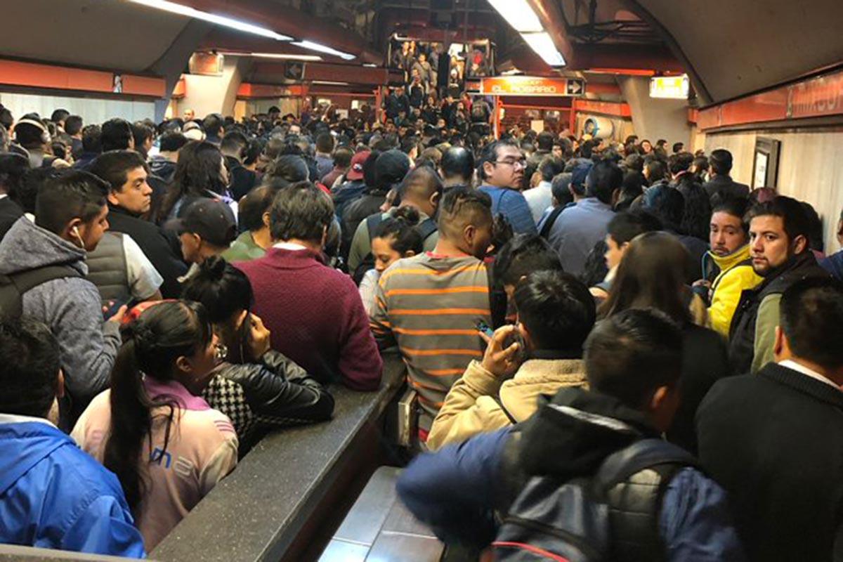 Metro, Línea 7, CDMX, transporte público
