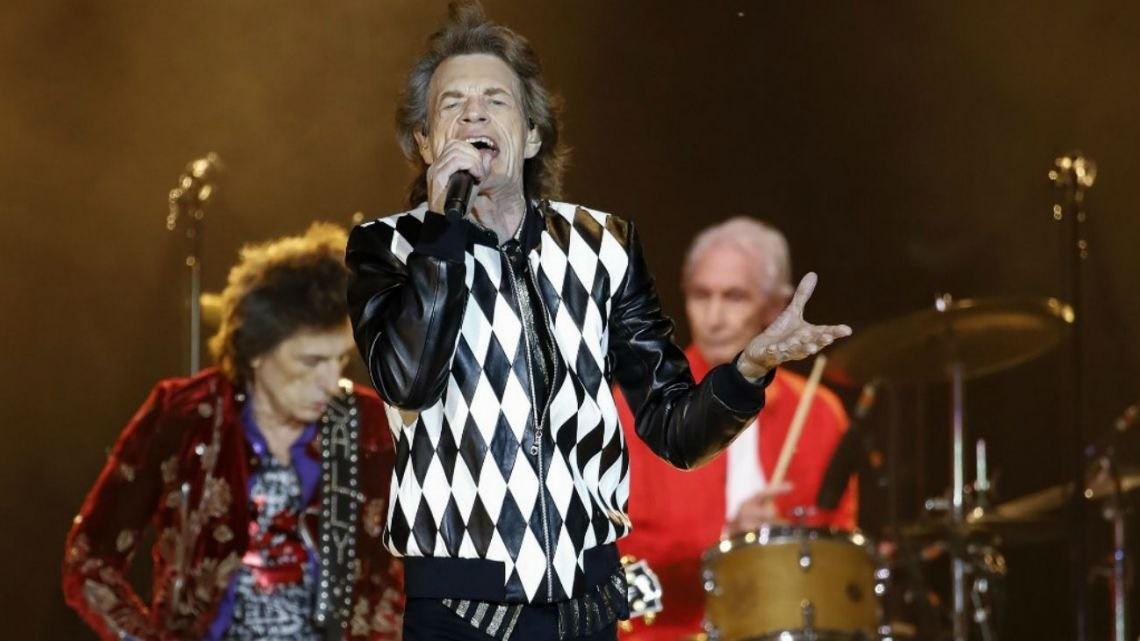 Mick Jagger está recién operado del corazón