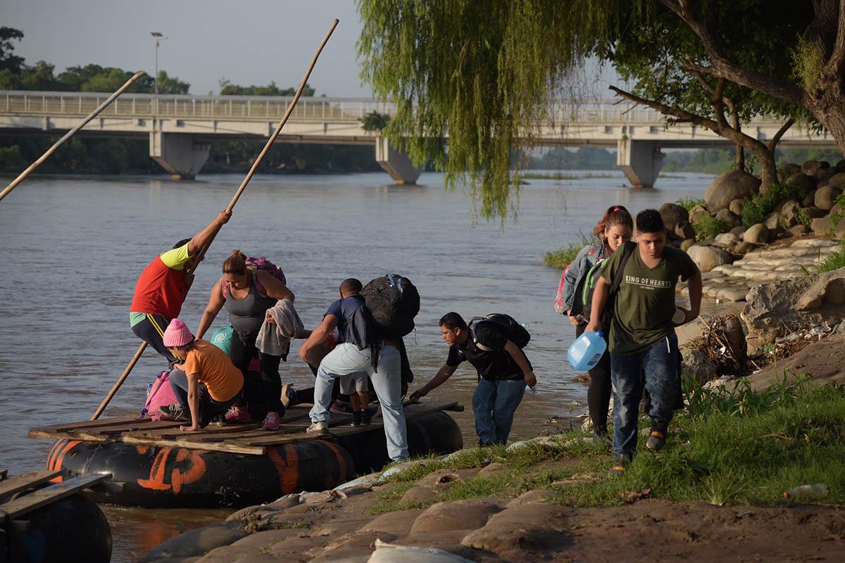 México, Migrantes, Segob, asilo, tránsito,
