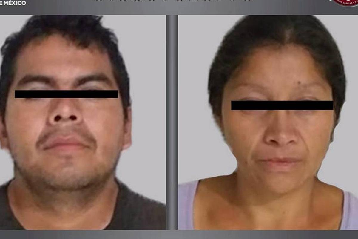 """Monstruos de Ecatepec, feminicidios, prisión, Patricia """"N"""", Juan Carlos """"N"""","""