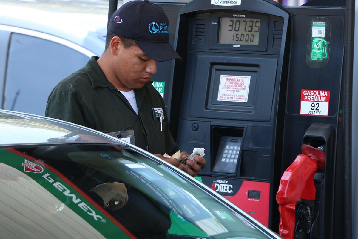 Pemex, gasolinas, Hacienda, impuestos