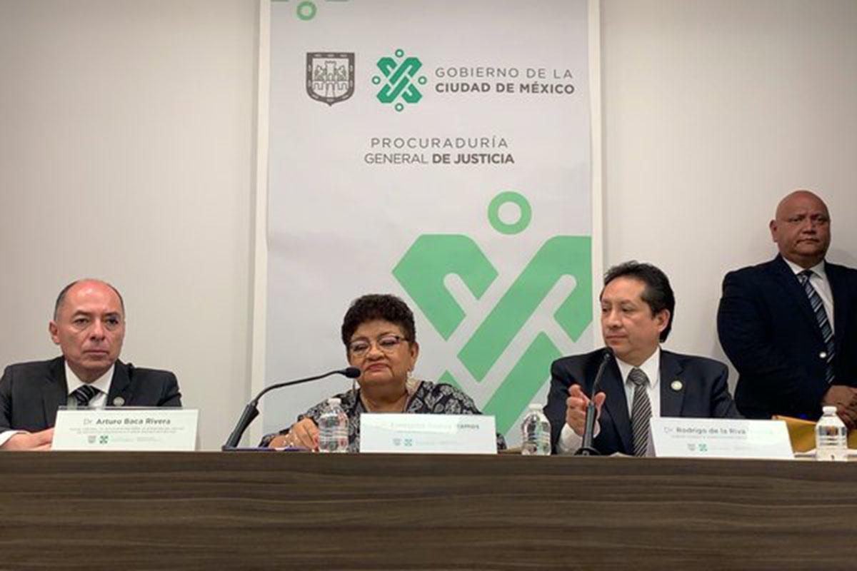 Procuraduría, Norberto Ronquillo Hernández, Universidad del Pedregal, secuestro,