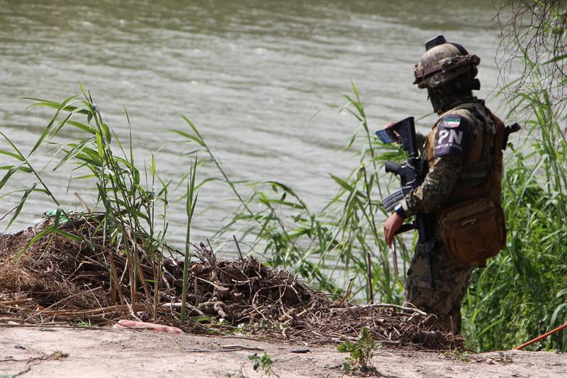 Río Bravo, migrantes, Guatemaltecos, Estados Unidos, Pemex