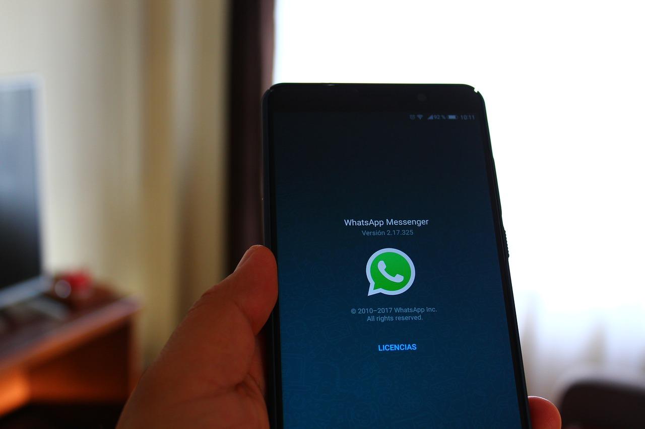 WhatsApp, celulares, smartphone,