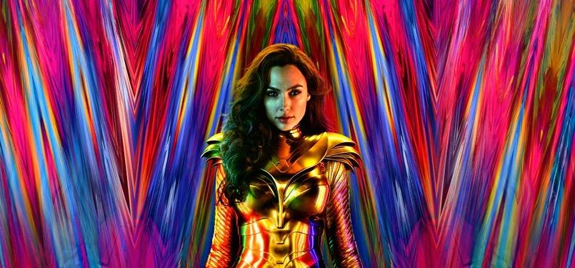 "Primera imagen de ""Wonder Woman 1984""/Foto: Twitter"
