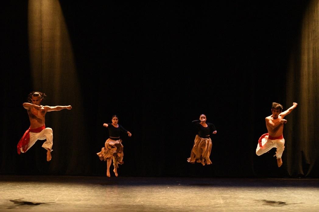 Egresados de la Escuela Nacional de Danza Nellie y Gloria Campobello/ Foto: Ángel Reyes