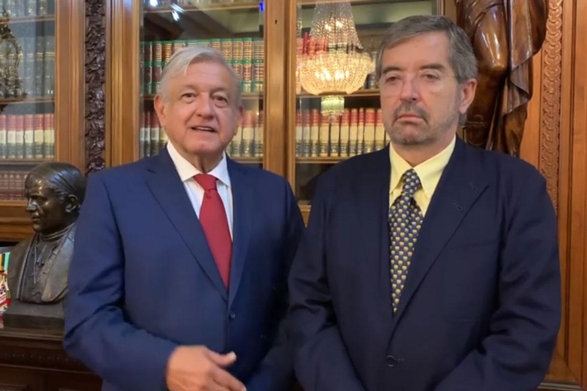 ONU, Consejo de Seguridad, Juan Ramón de la Fuente, AMLO, Latinoamérica,