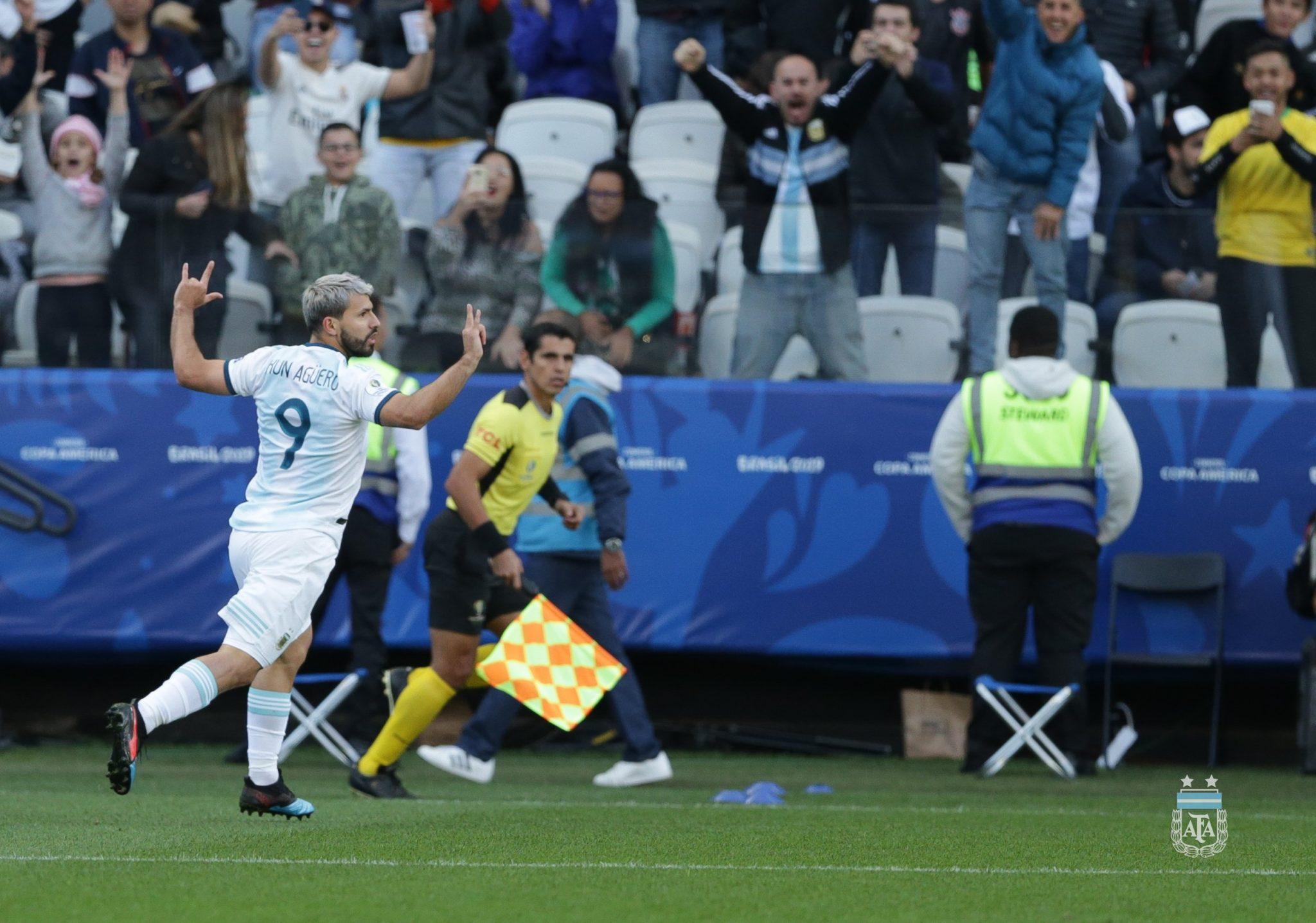 Argentina se queda con el tercer puesto. Foto: Twitter