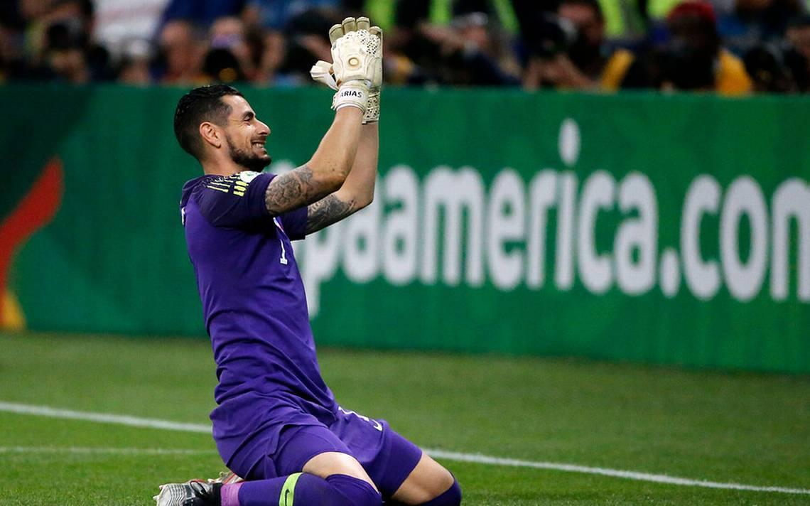 Amenazan a jugador de la selección de Chile. Foto Twitter