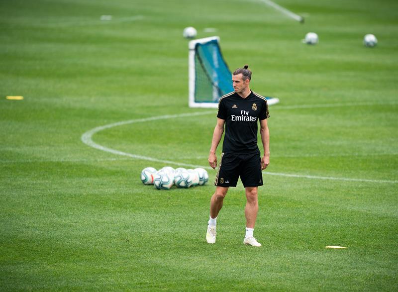 Bale, Real Madrid, China