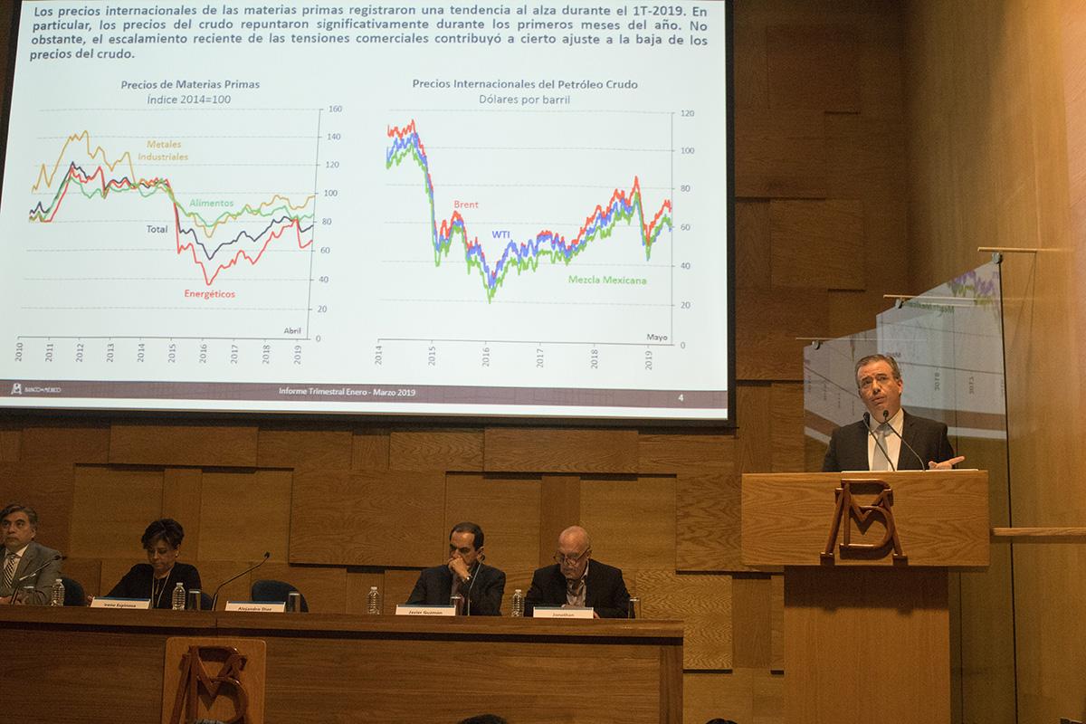 Estimación económica, Banco de México, proyección, baja expectativa, analistas,