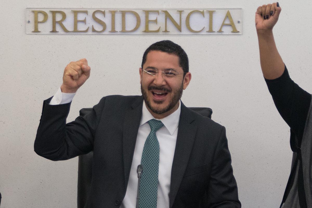 Senado, Martí Batres, Presidencia, Morena, Congreso,