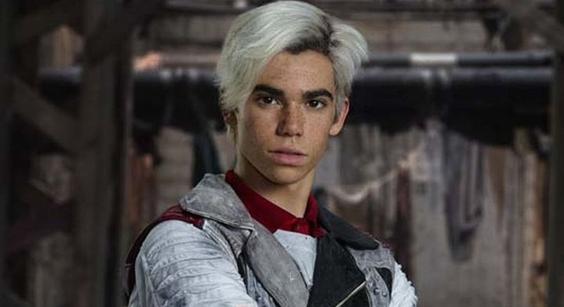 "Cameron Boyce interpretó a Carlos en ""Descendientes"""