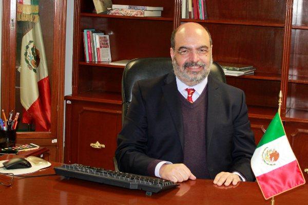 Carlos Javier Echarri, Conapo