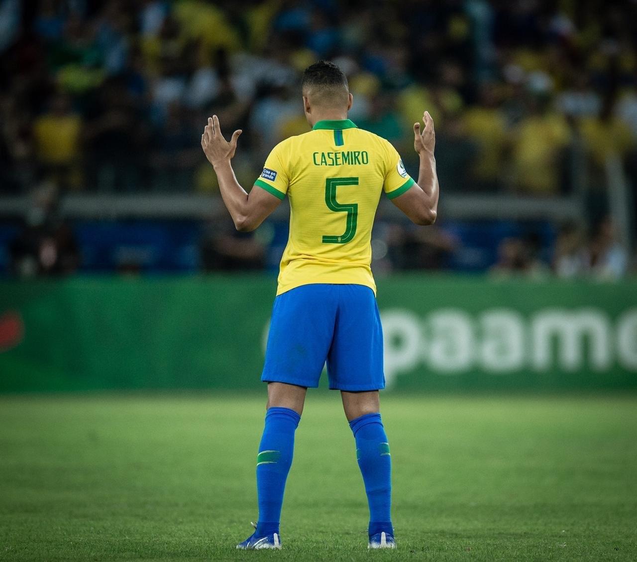 Brasil no caerá en excesos de confianza. Foto: Twitter
