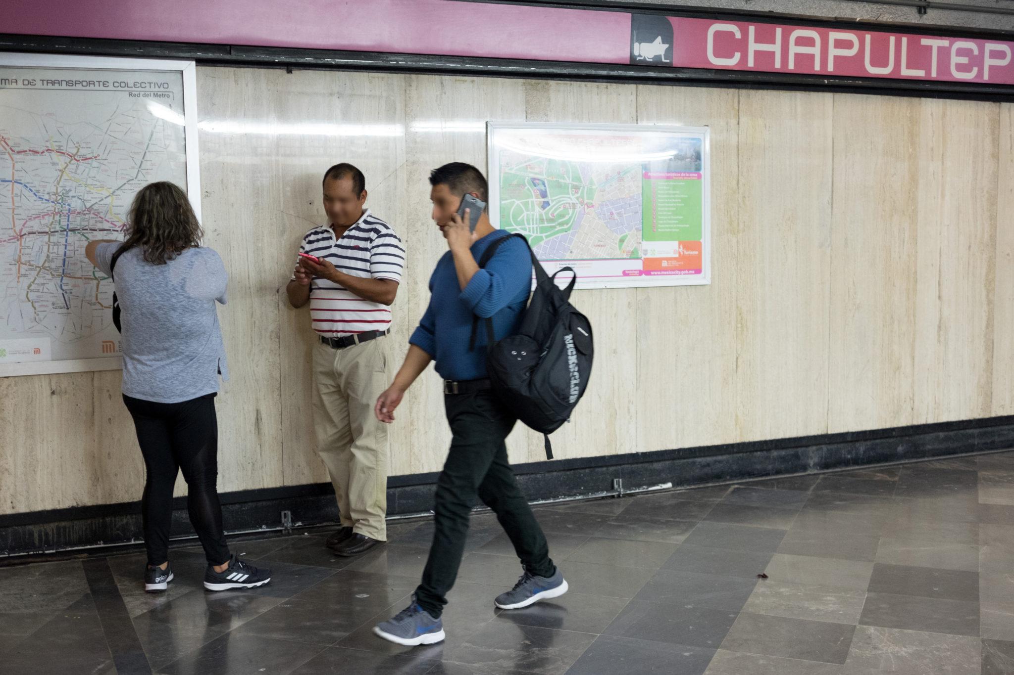 Metro, robo, celulares, teléfonos, operativo,