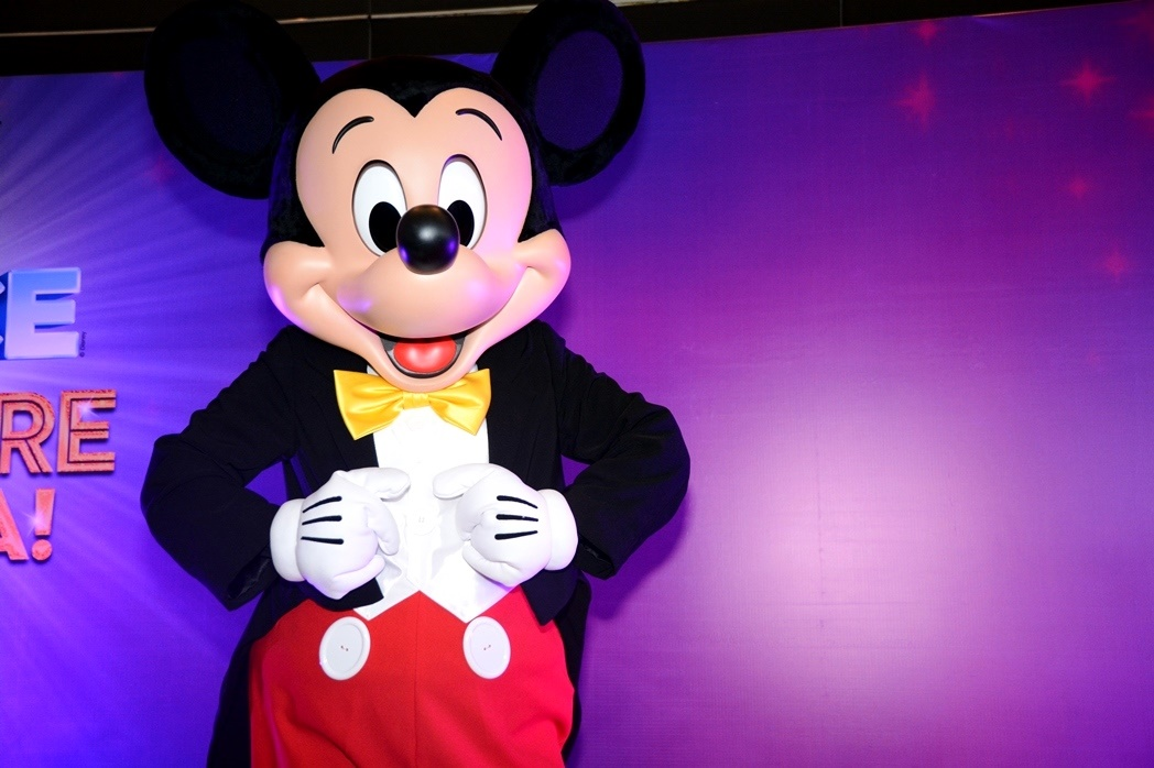 Disney On Ice Descubre la Magia/Fotos: Ángel Reyes