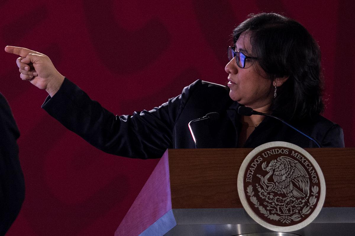 Secretaría de la Función Pública, Irma Eréndira Sandoval, Estados, corrupción, Sistema Nacional Fiscalizador,