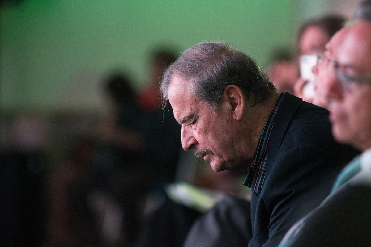 Vicente Fox, López Obrador, Carlos Urzúa, Secretario de Hacienda, renuncia,