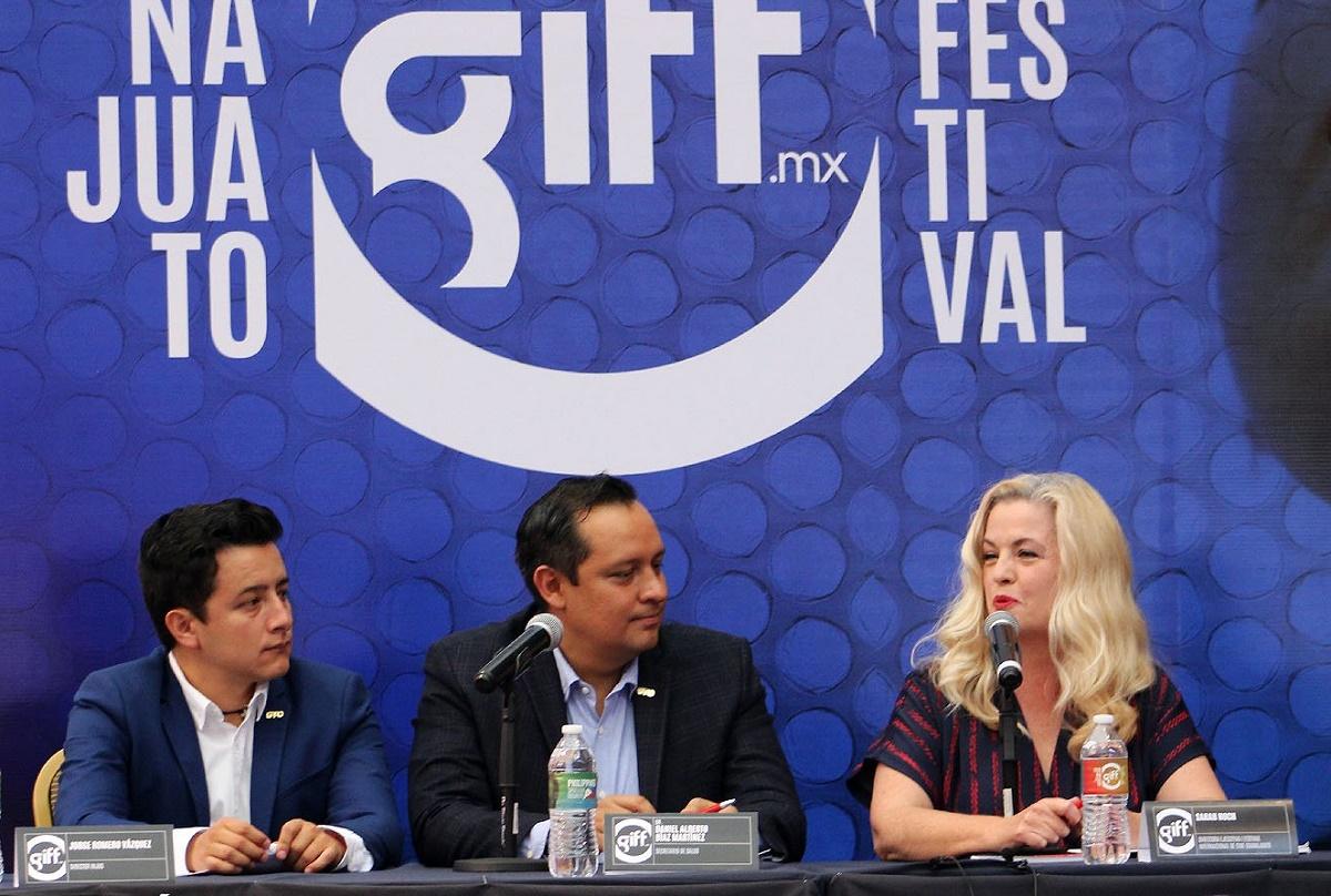 Anuncio de la programación de la edición 2019 del GIFF