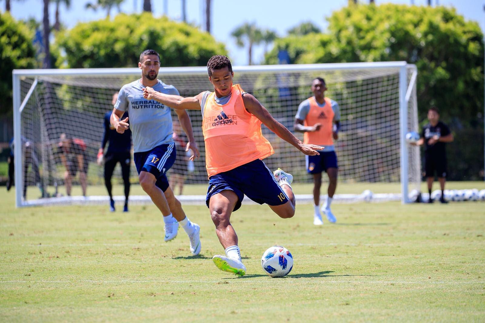 Giovani dos Santos sería jugador de América. Foto: Twitter