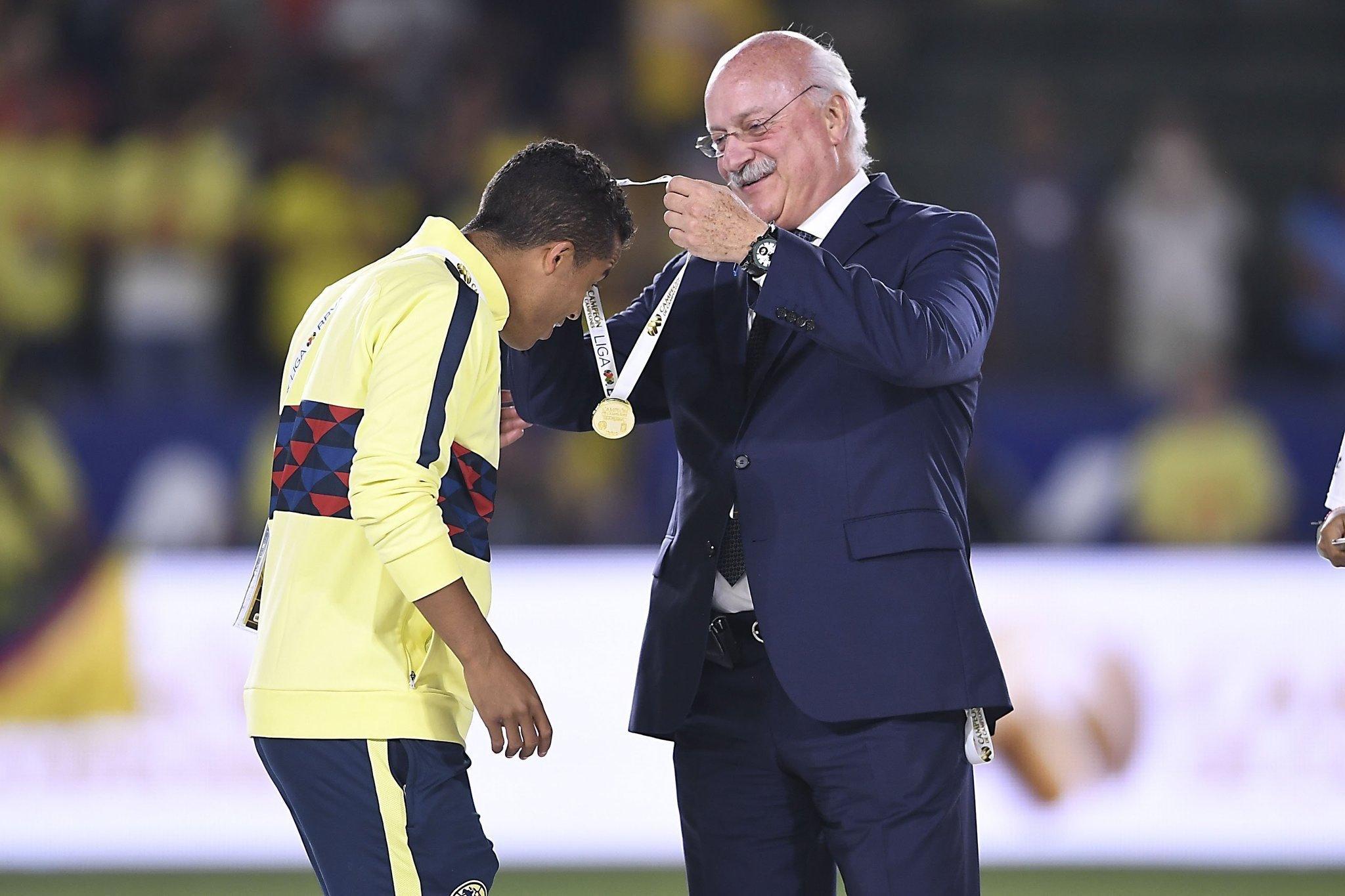 Giovani dos Santos sin fecha de debut. Foto: Twitter