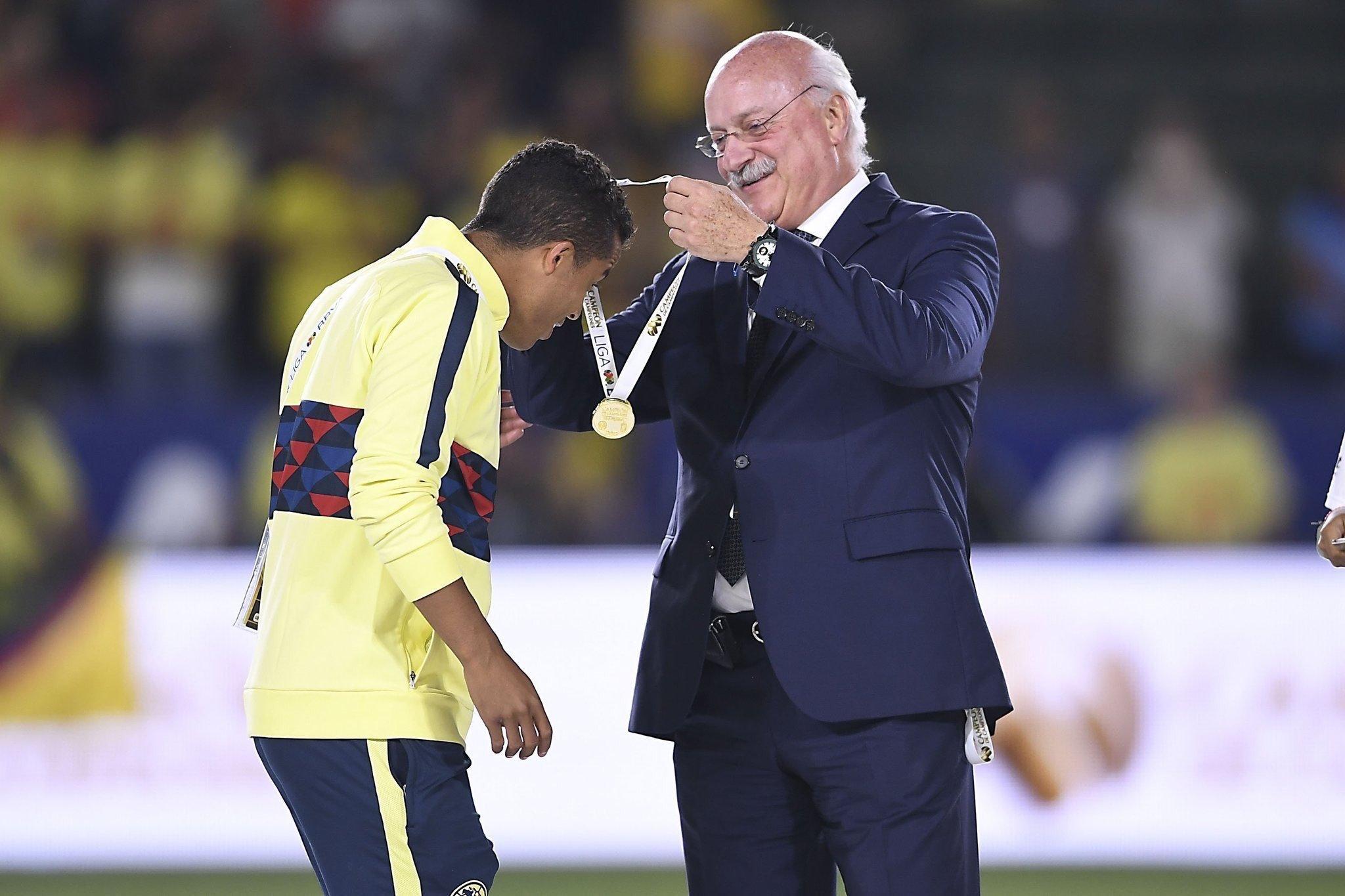 Giovani dos Santos pensó en el retiro. Foto: Twitter