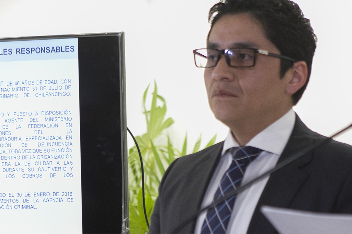 SEIDO, PGR, FGR, caso Ayotzinapa, Unidad Especializada en Investigación de Delitos en Materia de Secuestro,