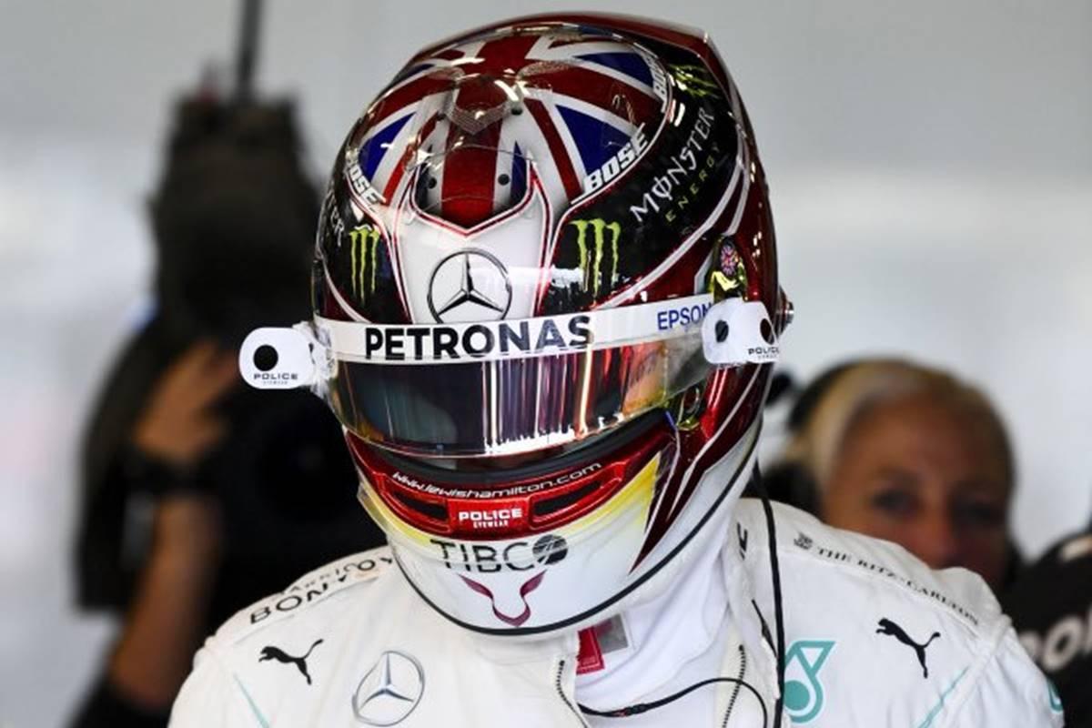 Hamilton gana y se acerca al título. Foto: Twitter