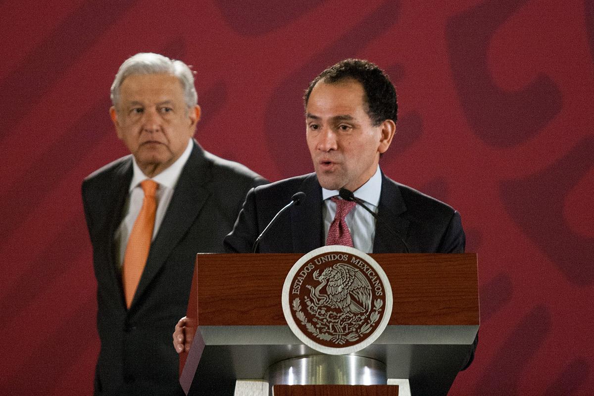 Arturo Herrera, Secretaría de Hacienda, SHCP, AMLO, Carlos Urzúa,