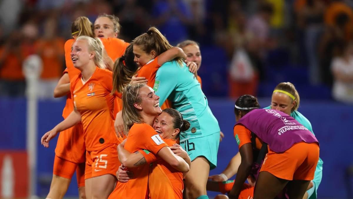 Holanda avanzó a la final. Foto: FIFA