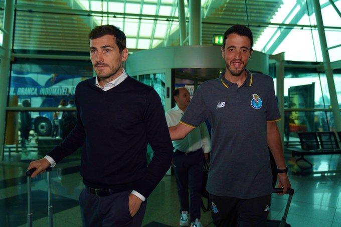 Detienen al exrepresentante de Iker Casillas. Foto: Twitter