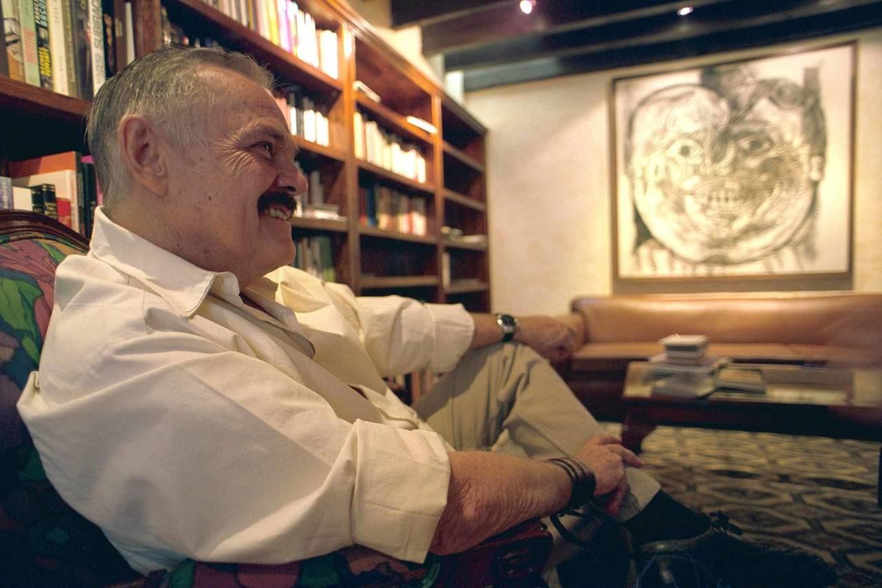 José Luis Cuevas en su casa