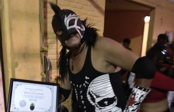 Asesinan a luchador Anarkía Punk. Foto: Twitter