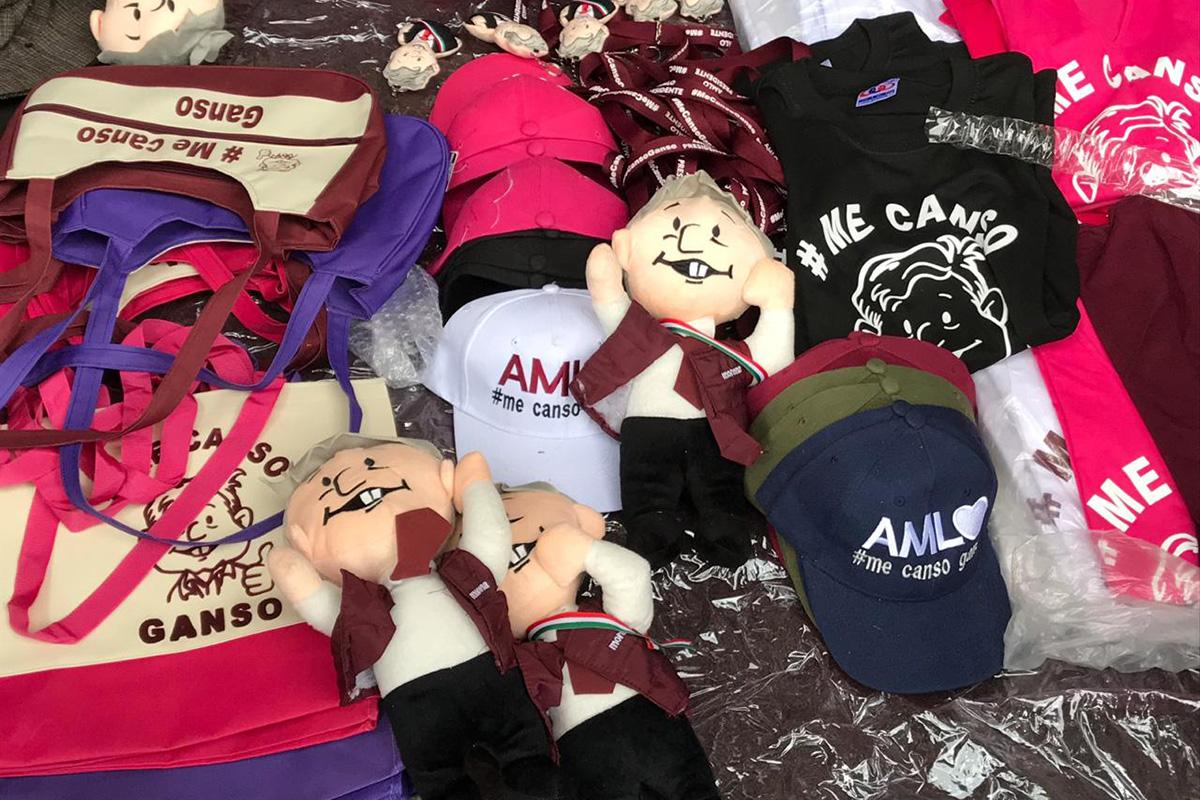 Me canso ganso, López Obrador, AMLOFEST, 01 julio, Zócalo,
