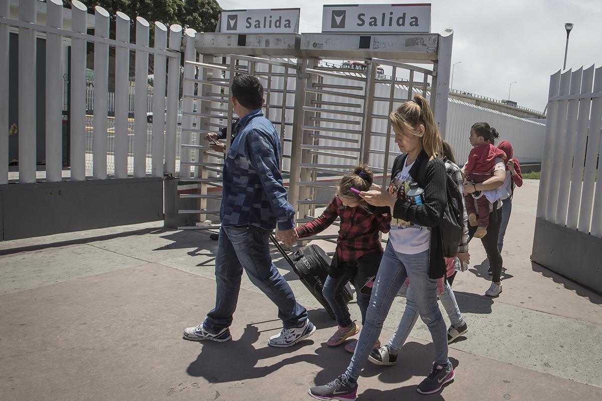 Asilo, Estados Unidos, migrantes, Seguridad Nacional, Washington, redadas,
