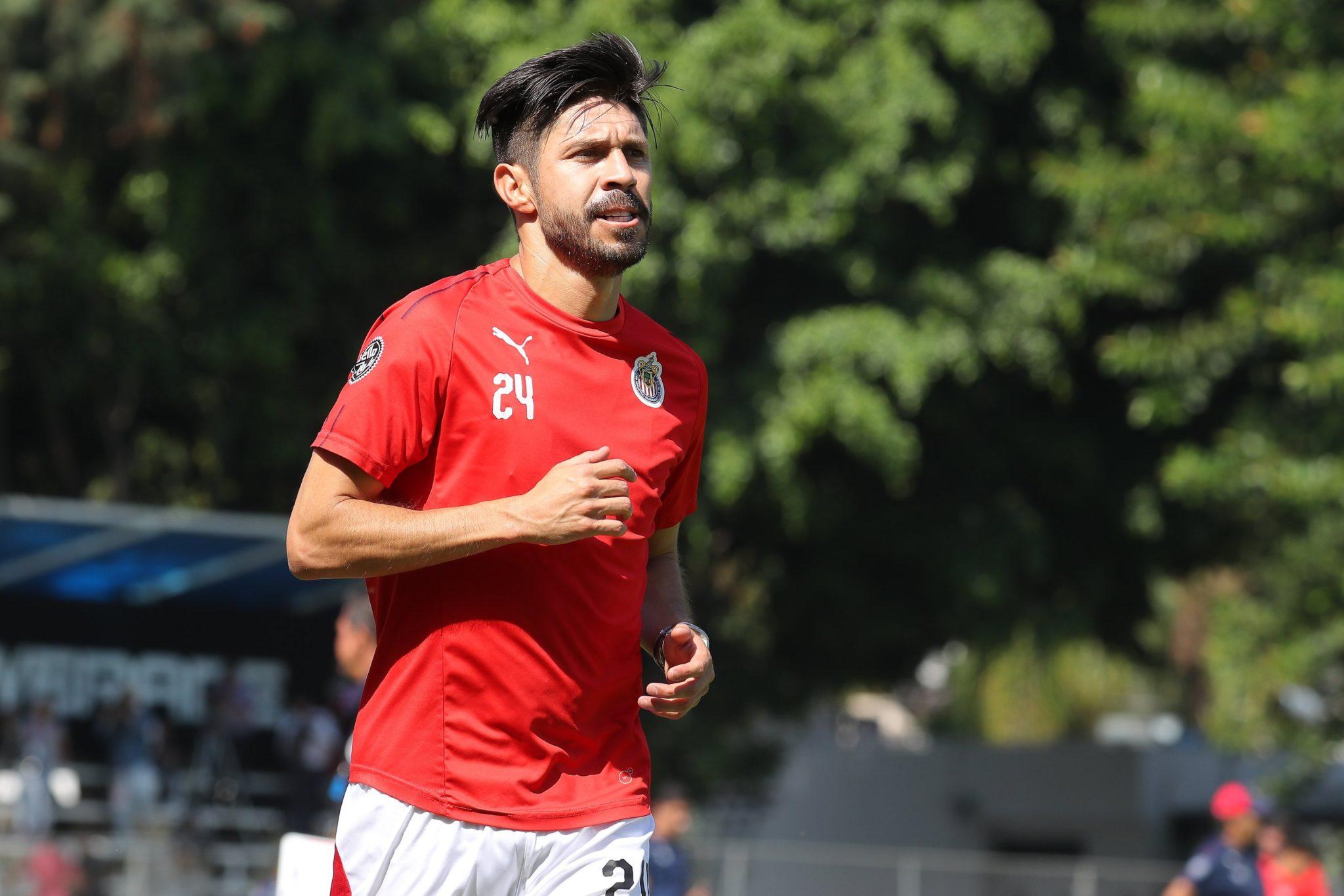 Oribe Peralta busca su segundo aire. Foto: Twitter