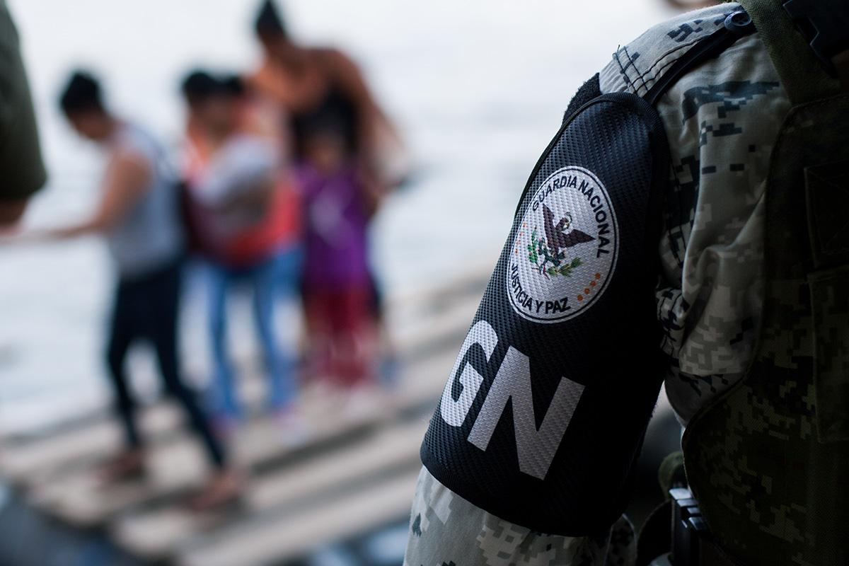 Donald Trump, Guardia Nacional, frontera, migrantes, Caravana, Estados Unidos,