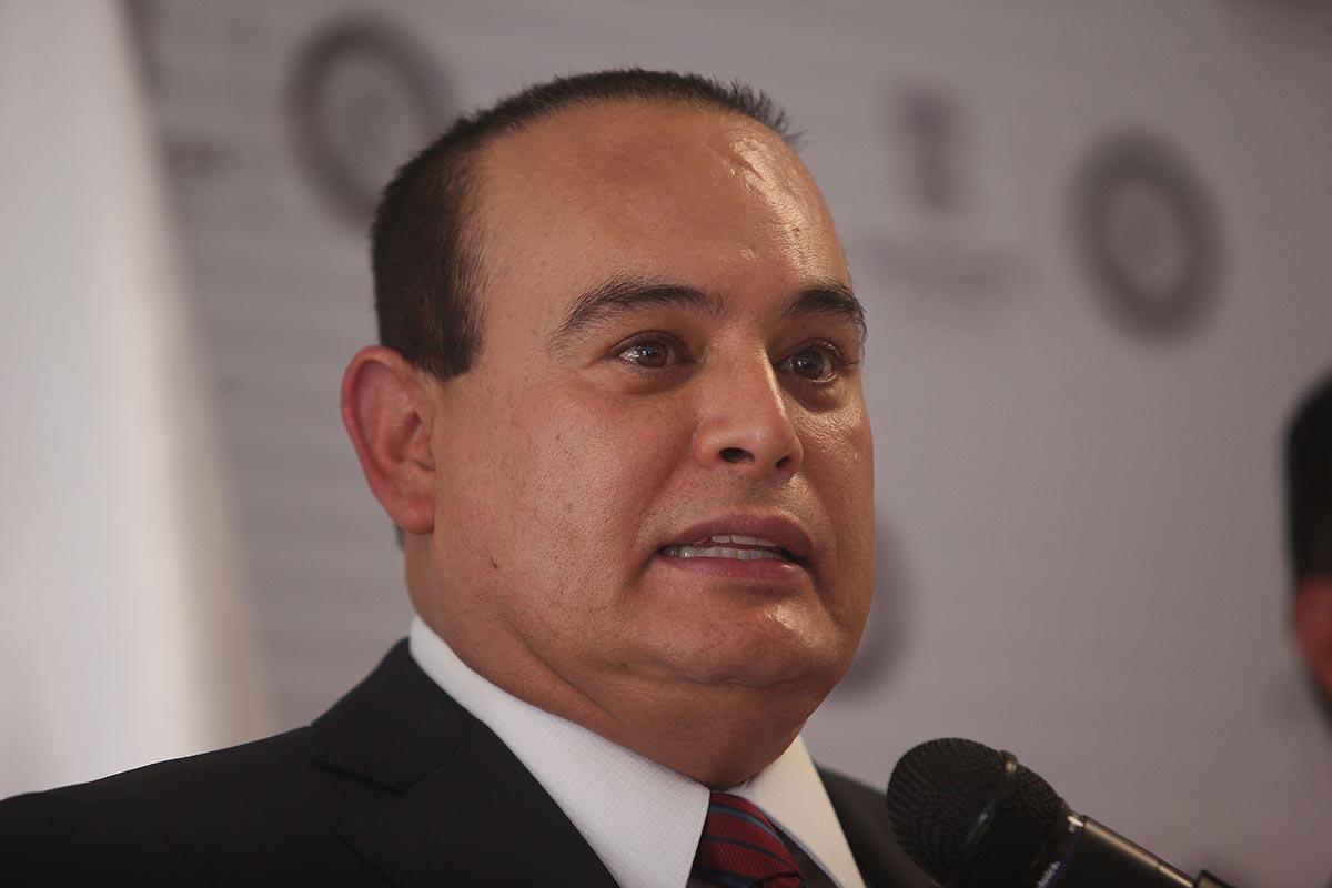 Helicoptero, José Martín Godoy, Michoacán