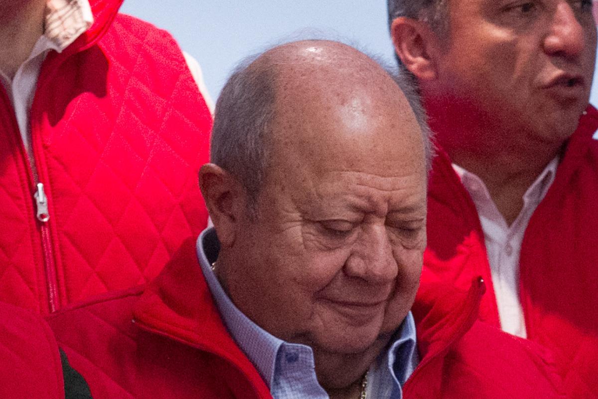 Carlos Romero Deschamps, Sindicato de Trabajadores Petroleros de la República Mexicana, juez, corrupción, amparo,