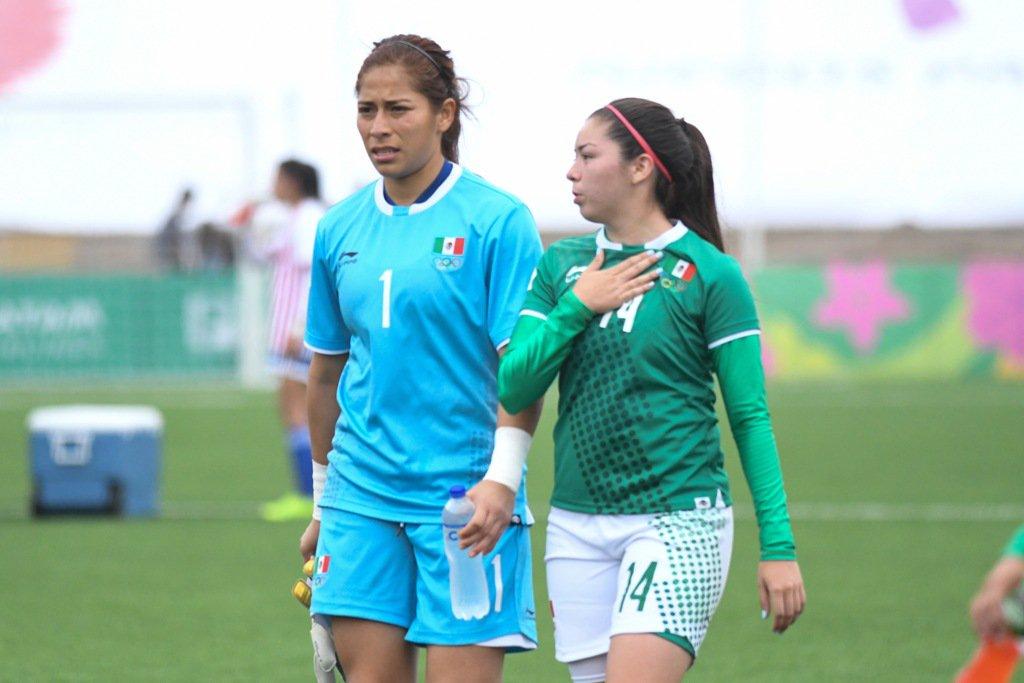 Peligra la selección mexicana. Foto: Twitter