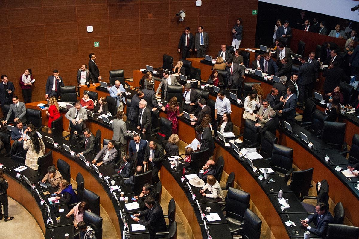 Senado, Ley de Austeridad