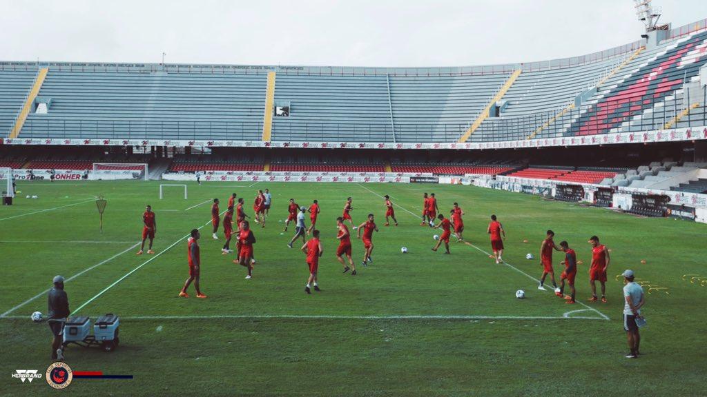 Veracruz no arrancaría el torneo. Foto: Twitrer