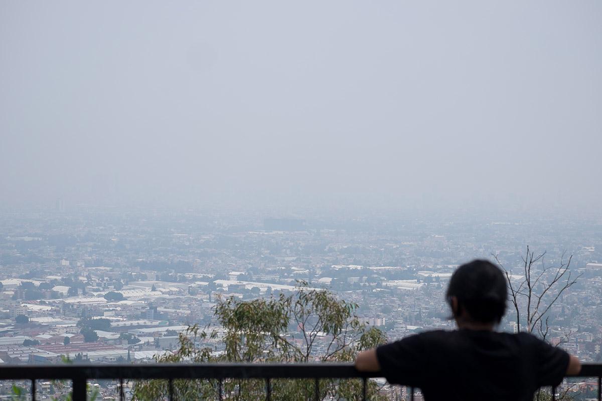 Valle de México, Fase Preventiva por contaminación, UAM Xochimilco, alcaldía Coyoacán,