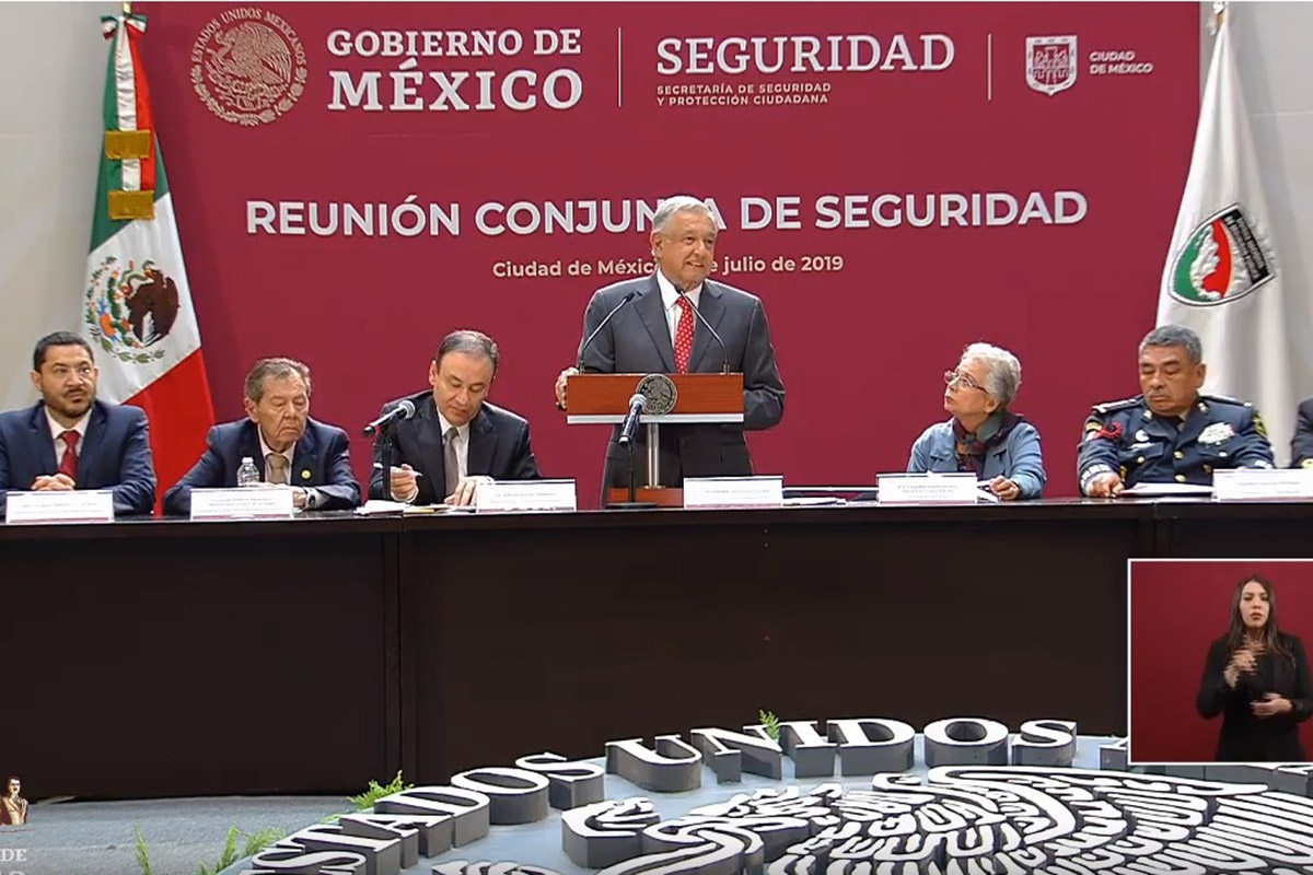 AMLO,violencia, seguridad, inseguridad, Consejo Nacional de Seguridad Pública, narcotráfico,