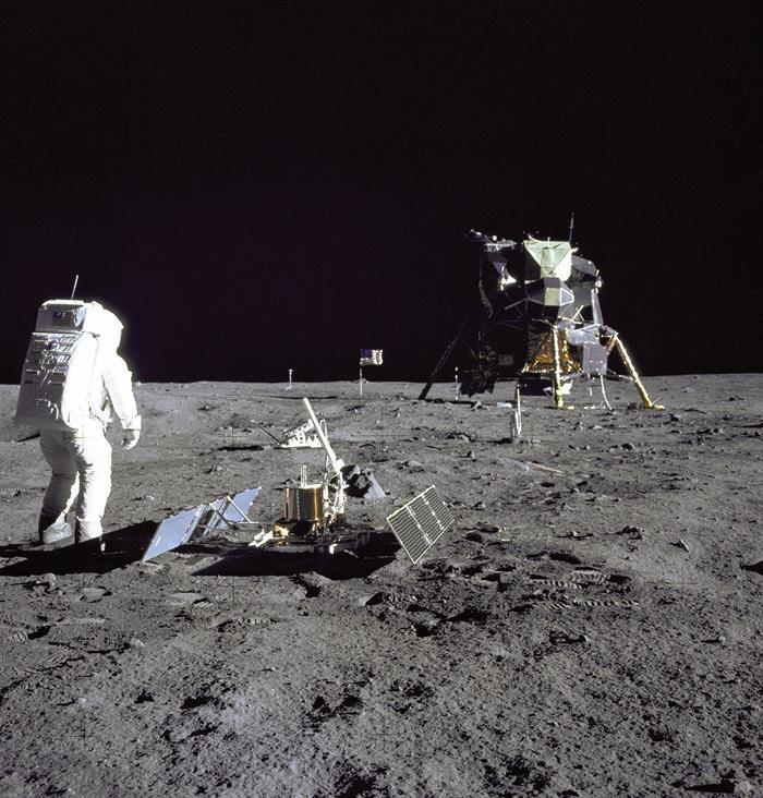 luna, astronautas, Cabo Cañaveral